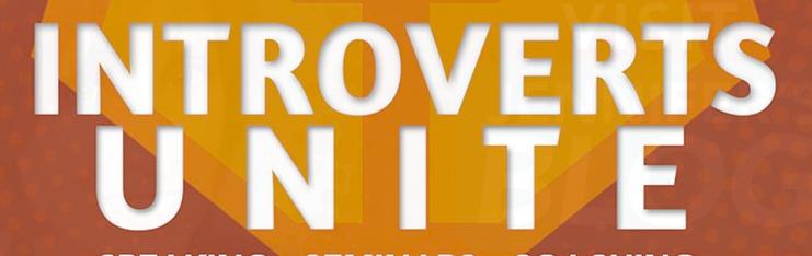 Introverts Unite-Quiet Influence - Red Cape Revolution