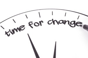 Is it time to change your life at work?