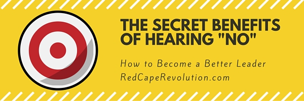 how to become a better leader from Red Cape Revolution