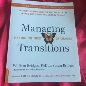 Darcy's Book Club-Managing Transitions by William and Susan Bridges