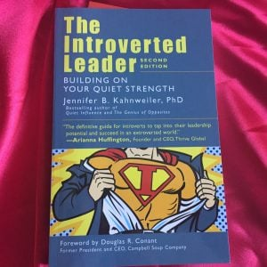 Darcy's Book Club- Introverted Leader by Jennifer Kahnweiler