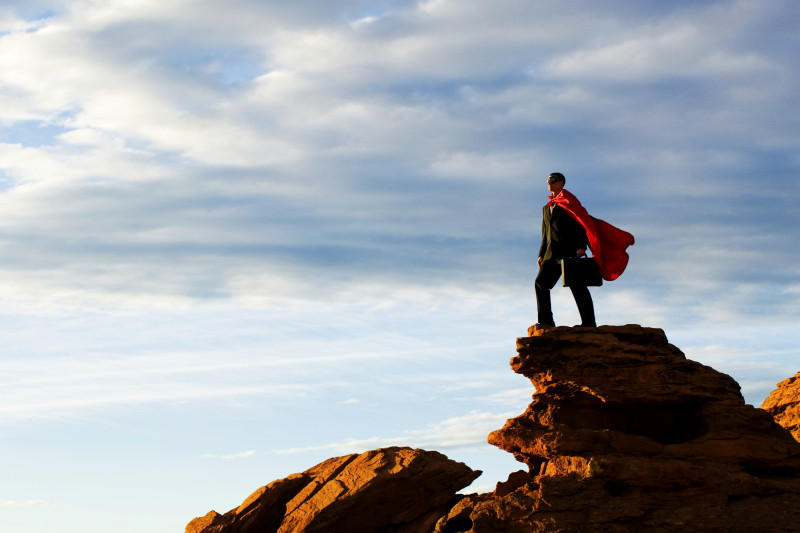 Are You in Your Superpower Space?