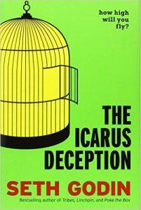 Icarus Deception, Seth Godin