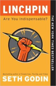 Linchpin, Are+You+Indispensible seth+godin