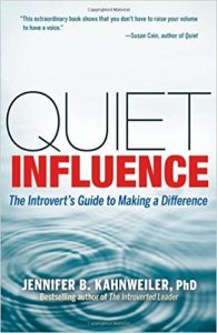 Quite Influence, Jennifer Kahnweiler