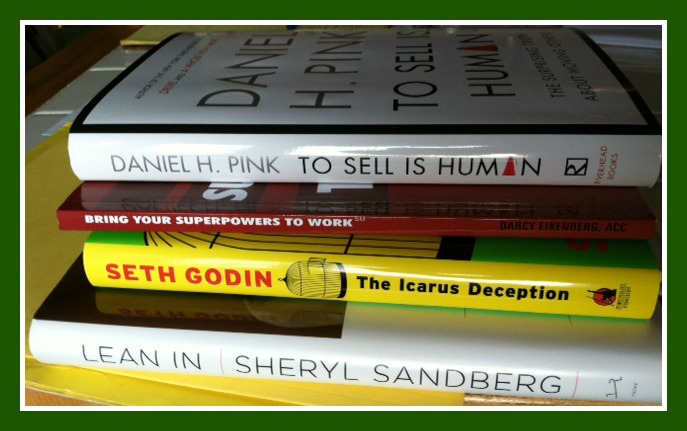 top leadership books spring 2013, from Red Cape Revolution