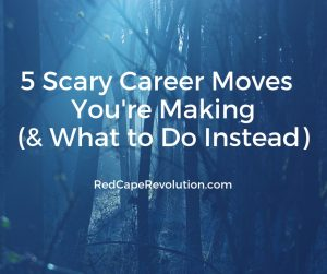 5 Scary Career Moves _ Coach Darcy Eikenberg (FB)