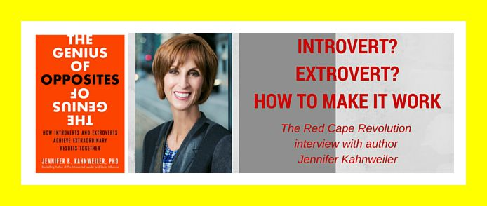 Introvert or extrovert How they can work together, with Jennifer Kahnweiler (2)