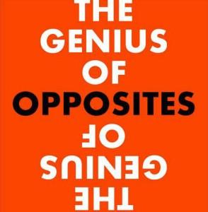 The Genius of Opposites, by Jennifer Kahnweiler