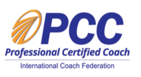 Darcy Eikenberg is credentialed as from the International Coach Federation
