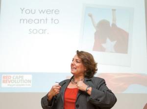 professional speaker Darcy Eikenberg, PCC