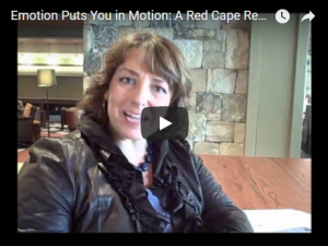 VIDEO TIP: Emotion Puts You in Motion