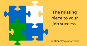 The Missing Piece to Your Job Success [free video lesson]