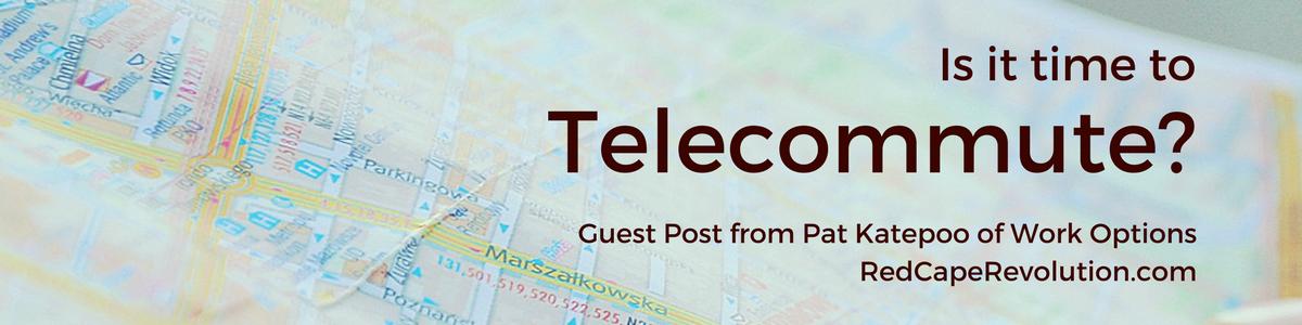 telecommuting proposal