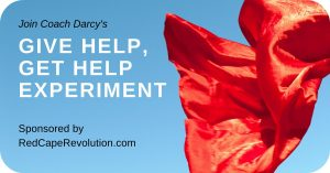 Give Help, Get Help Experiment (RedCapeRevolution)
