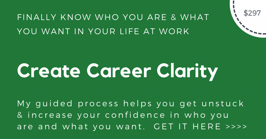 Create Career Clarity course