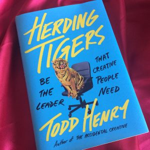 Darcy's Book Club-Herding Tigers by Todd Henry