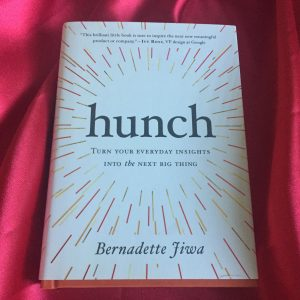 Darcy's Book Club-Hunch by Bernadette Jiwa