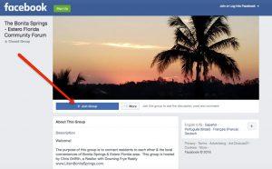 Find the Bonita Springs Estero Forum on Facebook | Bonita Business Podcast