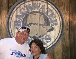 Cory Bass & Coach Darcy at Backwater Jacks _ Bonita Business Podcast