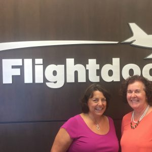 Flightdocs with April Stercula, on the Bonita Business Podcast
