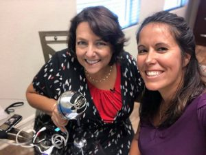 Meighan Harris & Coach Darcy for Bonita Business Podcast