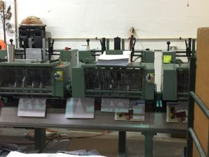 specialty equipment at Presstige Printing