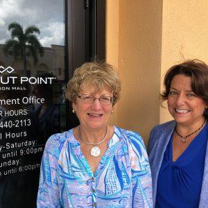 Bonita Business Podcast with Jamie Grofik of Coconut Point Mall & Coach Darcy Eikenberg (sq)
