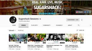 Sugarshack Sessions--made in Bonita Springs