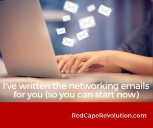 Written the Networking Emails For You (FB)_ Red Cape Revolution