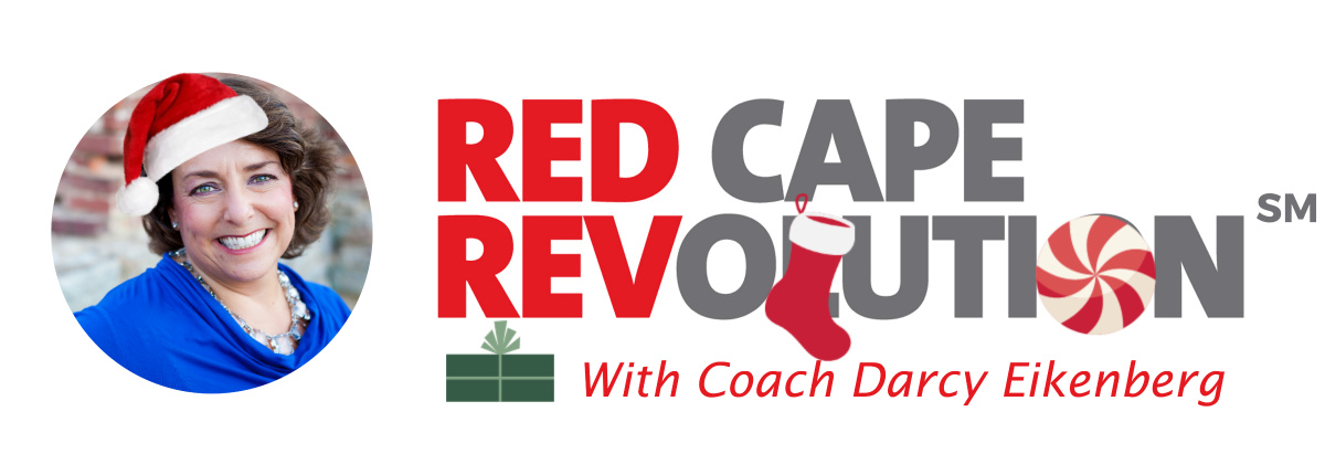 Red Cape Revolution with Coach Darcy Eikenberg