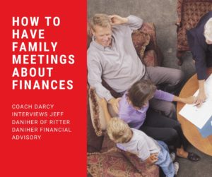 How to have family meetings about finances (fb)