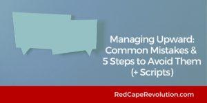 Managing Upward _ Red Cape Revolution