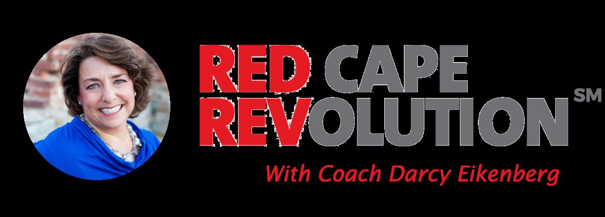 Red Cape Revolution with Coach Darcy Eikenberg