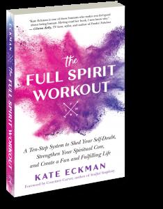 full spirit workout by kate eckman